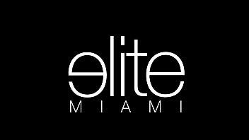 K Latina Miami Tease