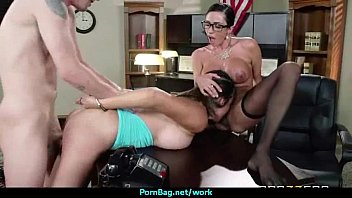 office superslut gets a excellent plumb to unleash.