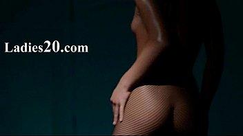 horny babe masturbating in pantyhose