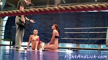 girl-girl honeys loving nude grappling