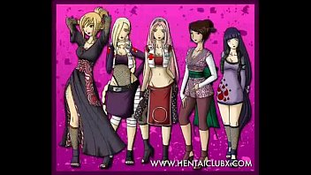 wonderful naruto gals marvelous wild trampy.