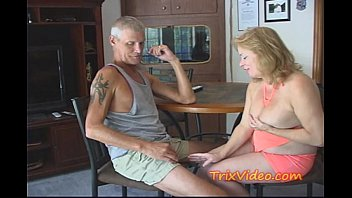 She'_s a BALL Busting Strap-On GRANNY