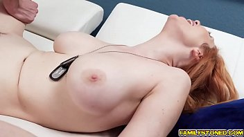 bored military wifey crawls over and oral job.