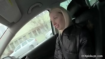 Public Blowjob With Sexy Slut And American Tourist 23