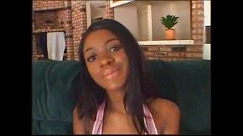 Ebony Teen like creampie - SaboomGirls.eu