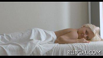 real rubdown salon vids