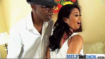 (lucky starr) Sexy Milf In Hardcore Sex On Black Huge Dick vid-12