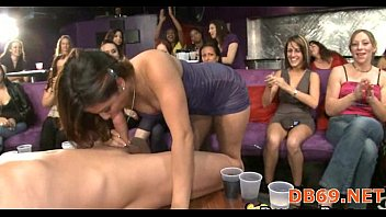 nymphs go insatiable for the dancing.