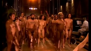 nude theater brazil