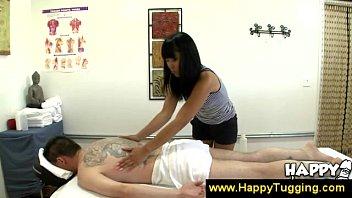 chinese masseuse spoils her customer