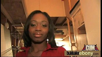 group black oral job and humping finishing with.