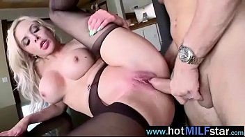 nina elle insane naughty cougar pulverized by xxl.