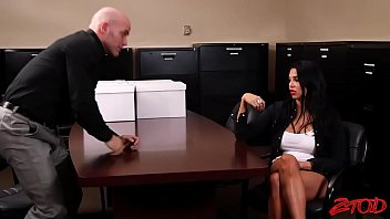 missy martinez enormous-boobed hoe in office