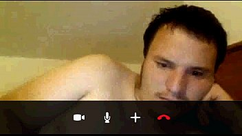 chris dupont from maine usa fapping on web cam