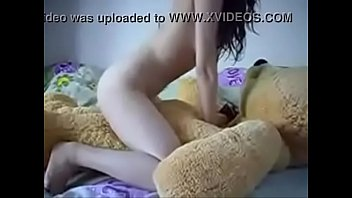 youthful teenage and otter intestlicker