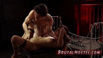 brazilian predominance and restrict bondage spandex damsel hard-core.