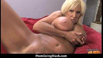 mommy takes thick dark-hued knob 28