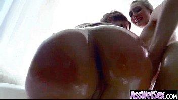 (aj savannah) Big Ass Girl In Hardcore Anal Scene movie-03