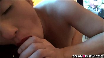 chinese stunner enjoys to give harsh.
