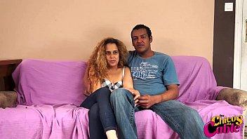 interracial duo pulverize in webcam