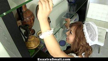 exxxtrasmall - extra smallish maid xxx.