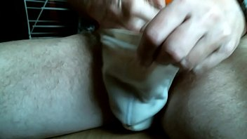 wanking undie ejaculation cum cumming solo-boy gay masturbation