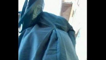 Upskirt Frontal Little Black Panties