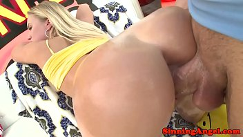 bigass romp industry starlet pummeled while.