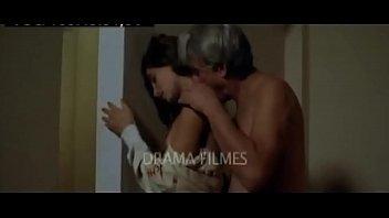 Camila Pitanga cena de sexo oral