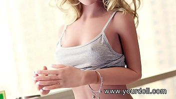 yourdoll drill blond black mind-blowing sweetie