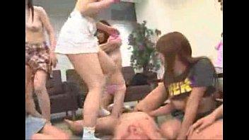 japanese college girls attacked schoolteachers 1