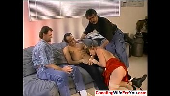 cheating wifey humped in the caboose