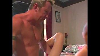 MMW double penetration and anal threesome for this gorgeous little blonde Bonnie Heart