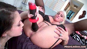 supah-steamy and mean lesbos - like mom dyke.