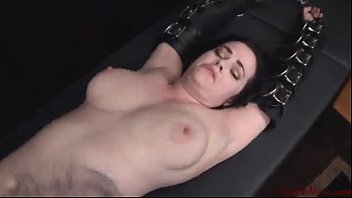 deathly ticklish on the rack