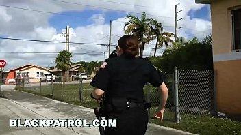 dark-hued patrol - officer maggie green and her.