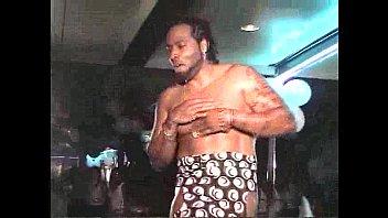 ejaculation from nj ebony masculine stripper