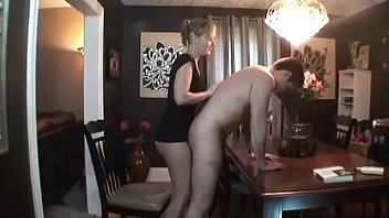 wifey sharon plow stick smashes hubby