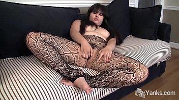 Asian Babe From Yanks Hermine Haller Masturbates